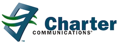 Charter Communications logo from 1999